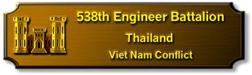 538th Thailand Logo