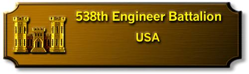 538th USA Logo